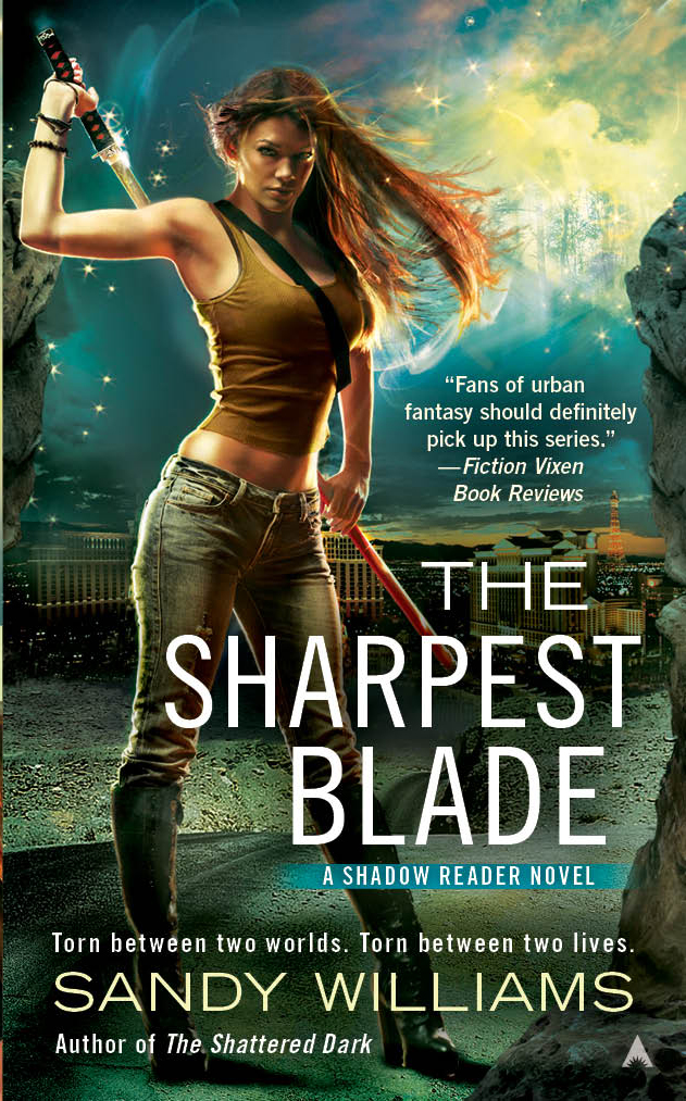 The Sharpest Blade final cover
