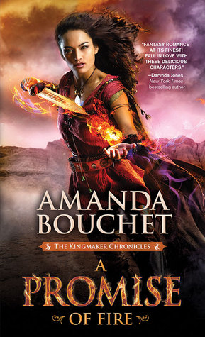 Write a Review Wednesday: A Promise of Fire