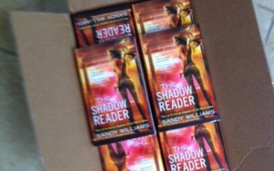 Contest Roundup! Win THE SHADOW READER & Other Great Books