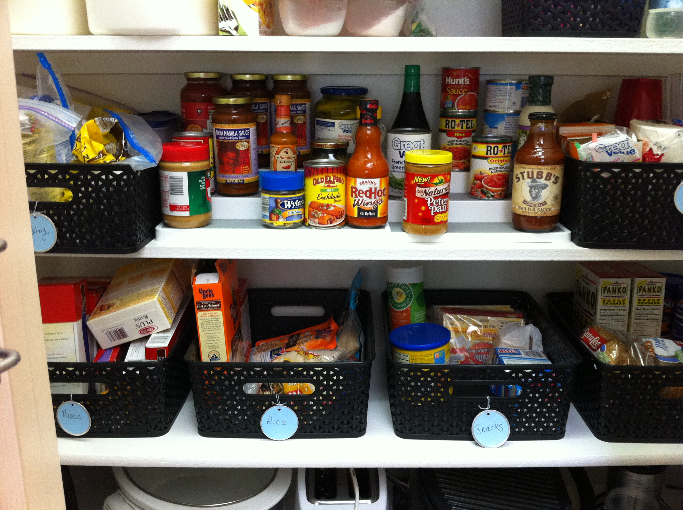 Pantry Baskets Sandy Williams
